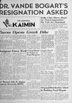 The Montana Kaimin, April 12, 1950