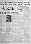 The Montana Kaimin, April 13, 1950