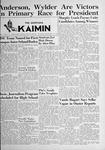 The Montana Kaimin, April 26, 1950