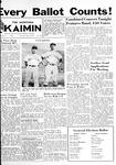 The Montana Kaimin, May 4, 1950