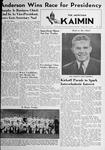 The Montana Kaimin, May 5, 1950