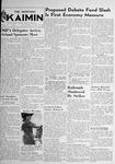 The Montana Kaimin, May 10, 1950