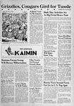 The Montana Kaimin, October 13, 1950