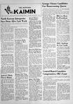 The Montana Kaimin, October 25, 1950