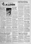 The Montana Kaimin, October 31, 1950