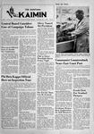 The Montana Kaimin, November 1, 1950