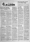 The Montana Kaimin, November 7, 1950