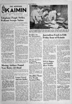 The Montana Kaimin, November 9, 1950