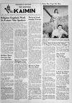 The Montana Kaimin, November 10, 1950