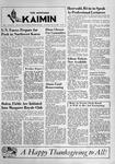 The Montana Kaimin, November 22, 1950