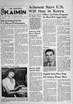 The Montana Kaimin, November 30, 1950