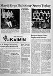 The Montana Kaimin, February 1, 1951