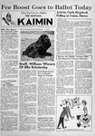 The Montana Kaimin, February 14, 1951