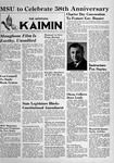 The Montana Kaimin, February 16, 1951