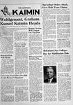 The Montana Kaimin, February 21, 1951