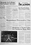 The Montana Kaimin, March 27, 1951