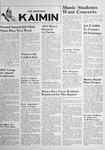 The Montana Kaimin, April 4, 1951