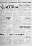 The Montana Kaimin, April 10, 1951