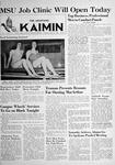 The Montana Kaimin, April 12, 1951