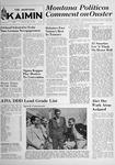 The Montana Kaimin, April 17, 1951
