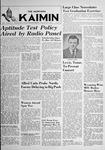 The Montana Kaimin, May 1, 1951