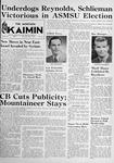 The Montana Kaimin, May 3, 1951