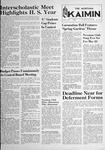 The Montana Kaimin, May 10, 1951