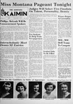 The Montana Kaimin, May 11, 1951