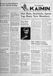 The Montana Kaimin, May 22, 1951