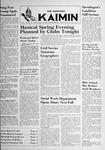The Montana Kaimin, May 23, 1951