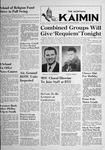 The Montana Kaimin, May 29, 1951