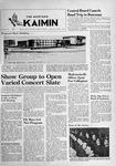The Montana Kaimin, October 3, 1951