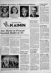The Montana Kaimin, October 24, 1951