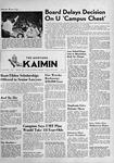 The Montana Kaimin, October 30, 1951