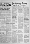 The Montana Kaimin, November 1, 1951