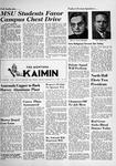 The Montana Kaimin, November 7, 1951