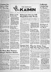 The Montana Kaimin, November 27, 1951