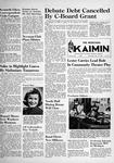 The Montana Kaimin, November 29, 1951