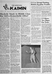 The Montana Kaimin, January 30, 1952