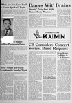 The Montana Kaimin, January 31, 1952
