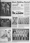 The Montana Kaimin, February 22, 1952
