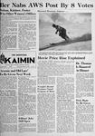 The Montana Kaimin, March 6, 1952