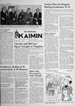 The Montana Kaimin, March 12, 1952
