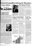 The Montana Kaimin, March 14, 1952
