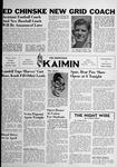 The Montana Kaimin, March 28, 1952