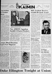 The Montana Kaimin, April 4, 1952