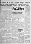 The Montana Kaimin, April 15, 1952