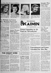 The Montana Kaimin, April 22, 1952