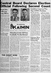 The Montana Kaimin, May 6, 1952