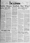 The Montana Kaimin, May 7, 1952